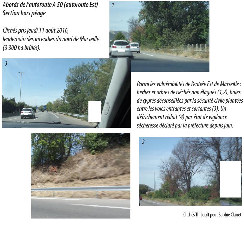 Autoroute Est Marseille