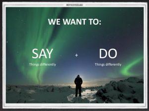 Vignette de présentation de Sveinn Birkir Björnsson, directeur des publications de l'agence de promotion de l'Islande.