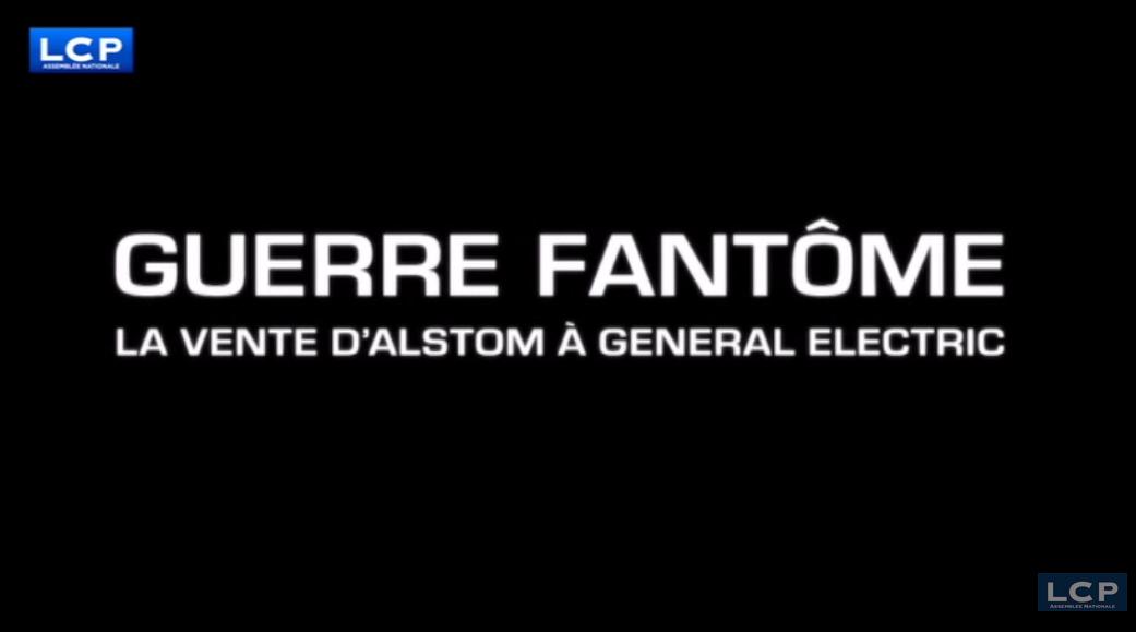 Alstom Guerre Fantome LCP